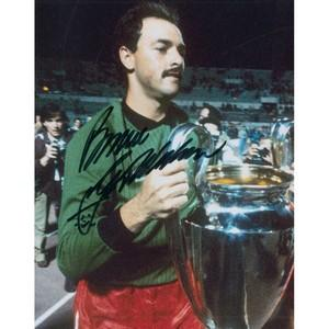 Bruce Grobbelaar - Autograph - Signed Colour Photograph