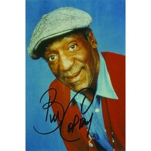 Bill Cosby - Autograph - Signed Colour Photograph