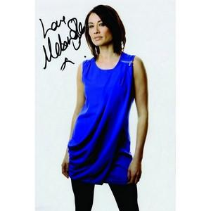 Melanie Sykes - Autograph - Signed Colour Photograph