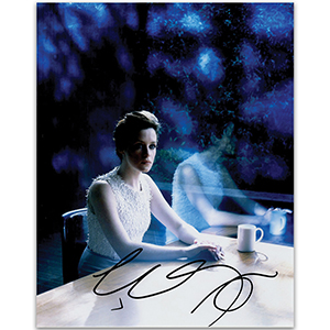 Claire Foy  Signed Photograph