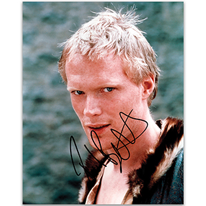Paul Bettany Autograph Signed Photograph