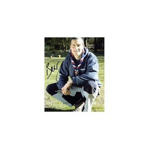 Bear Grylls - Autograph - Signed Colour Photograph
