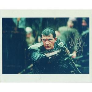 Antonio Banderas - Autograph - Signed Colour Photograph