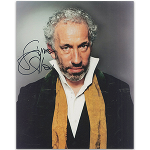 Simon Callow - Autograph - Signed Colour Photograph