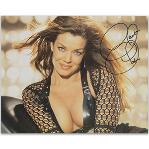 Claudia Christian Autograph Signed Photograph