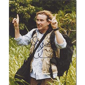 Steve Coogan Autograph Signed Photograph