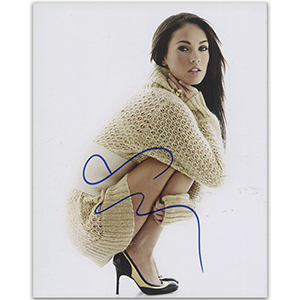 Megan Fox - Autograph - Signed Colour Photograph
