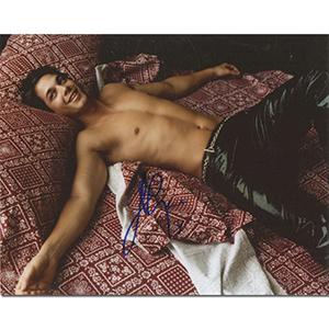 Adam Garcia Autograph Signed Photograph