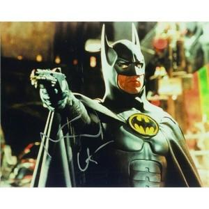 Micheal Keaton Autograph Signed Photograph