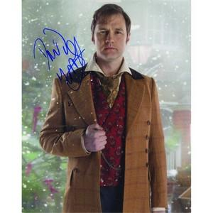 David Morrissey - Autograph - Signed Colour Photograph