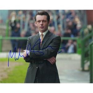 Michael Sheen - Autograph - Signed Colour Photograph