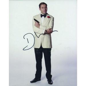 David Walliams - Autograph - Signed Colour Photograph