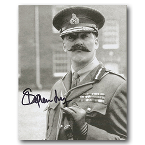 Stephen Fry Autograph Signed Photograph
