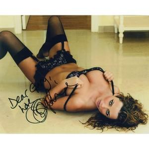 Sophie Howard - Autograph - Signed Colour Photograph