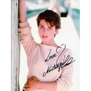 Nastassja Kinski - Autograph - Signed Colour Photograph
