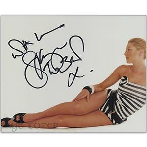 Faye Tozer Autograph Signed Photograph