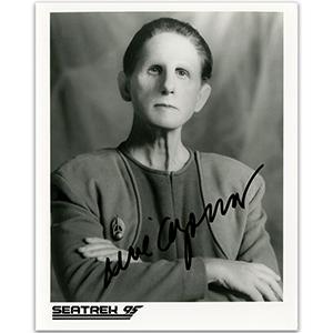 René Auberjonois - Autograph - Signed Black and White Photograph