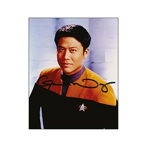 Garrett Wang - Autograph - Signed Colour Photograph