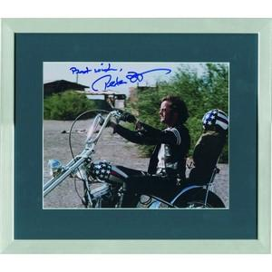 Peter Fonda - Autograph - Signed Colour Photograph