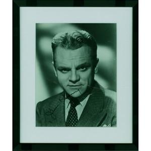 James Cagney - Autograph - Signed Black and White Photograph