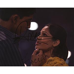 Slumdog Millionaire (Freida Pinto & Dev Patel)