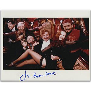 Jim Broadbent Autograph Signed Photograph