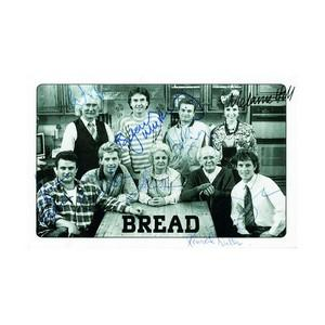 Bread (cast signed)