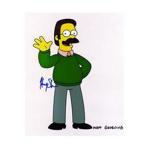 Harry Shearer The Simpsons Autograph
