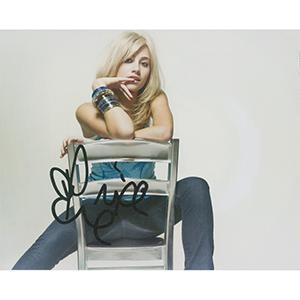 Pixie Lott - Autograph - Signed Colour Photograph