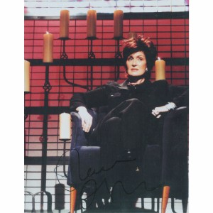 Sharon Osbourne Autograph Signed Photograph