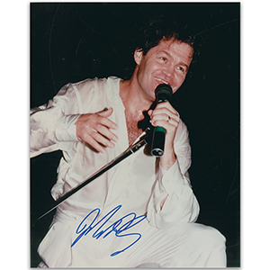 Micky Dolenz - Autograph - Signed Colour Photograph