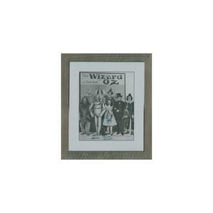 Munchkins (Framed) - Autograph - Signed Black and White Photograph