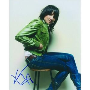 KT Tunstall - Autograph - Signed Colour Photograph