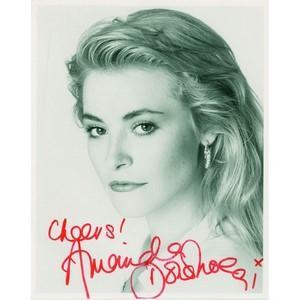 Amanda Donohoe Autograph Signed Photograph
