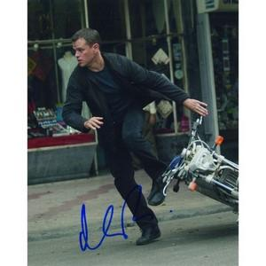 Matt Damon - Autograph - Signed Colour Photograph