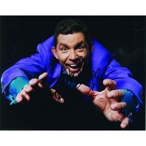 Lee Evans - Autograph - Signed Colour Photograph