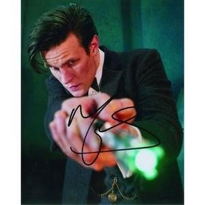 Matt Smith - Autograph - Signed Colour Photograph