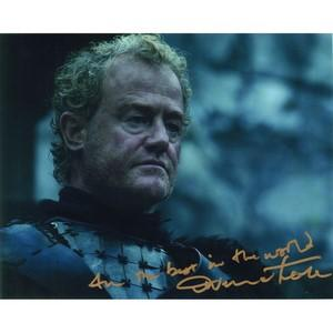 Owen Teale - Autograph - Signed Colour Photograph