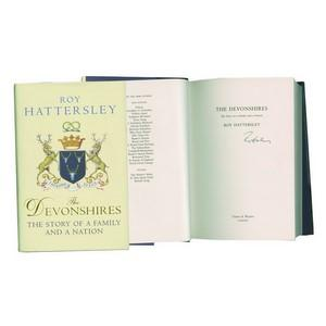 Roy Hattersley - Autograph - Signed Book