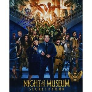 Night at the Museum (Wilson, Stiller,Stevens & Levy) - Autograph - Signed Movie Poster