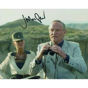 Julian Glover - Autograph - Signed Colour Photograph