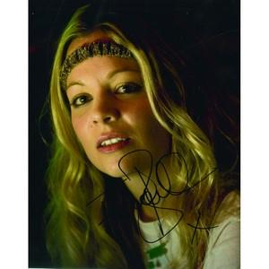 Fiona Button - Autograph - Signed Colour Photograph