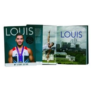 Louis Smith - Autograph - Signed Book