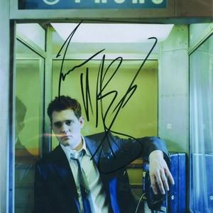 Michael Buble - Autograph - Signed Colour Photograph