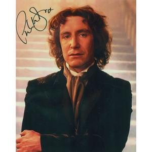 Dr Who Paul McGann Autograph Signed Photograph