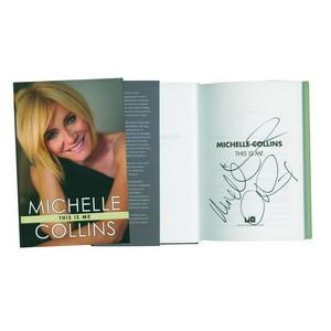 Michelle Collins 'This is Me' Signed by Author