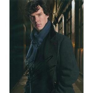 Benedict Cumberbatch Autograph Signed Photograph