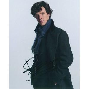 Benedict Cumberbatch Autograph Signed Photograph