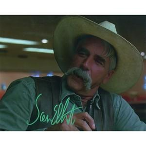 Sam Elliott Autograph