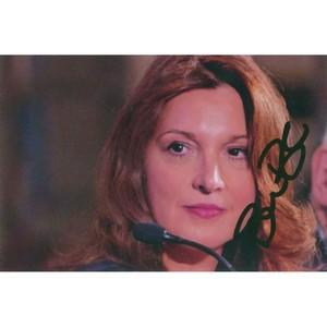 Barbara Broccoli Autograph Signed Photograph